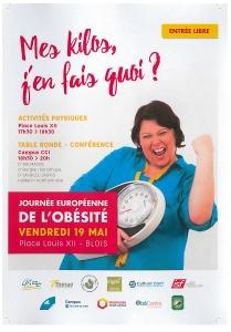 affiche obesite blois